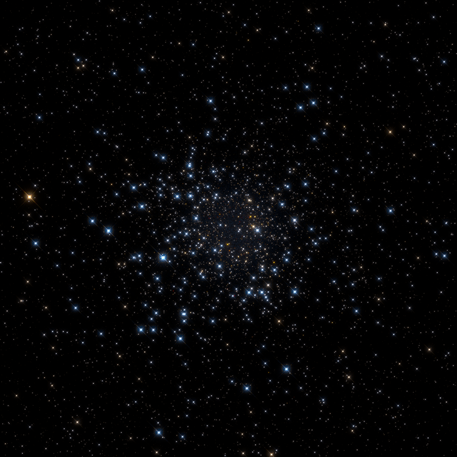 image of simulated stars (older)