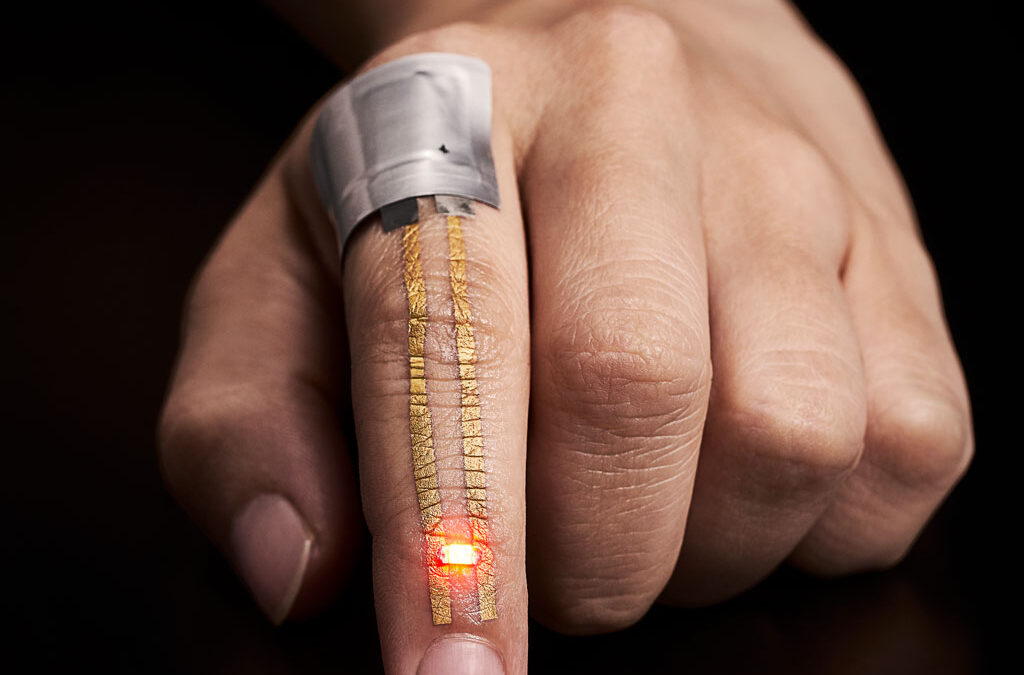 Skin-like wearable electronics