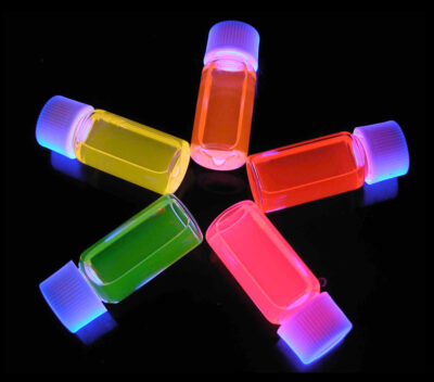 Quantum dots light up cancer with a little help