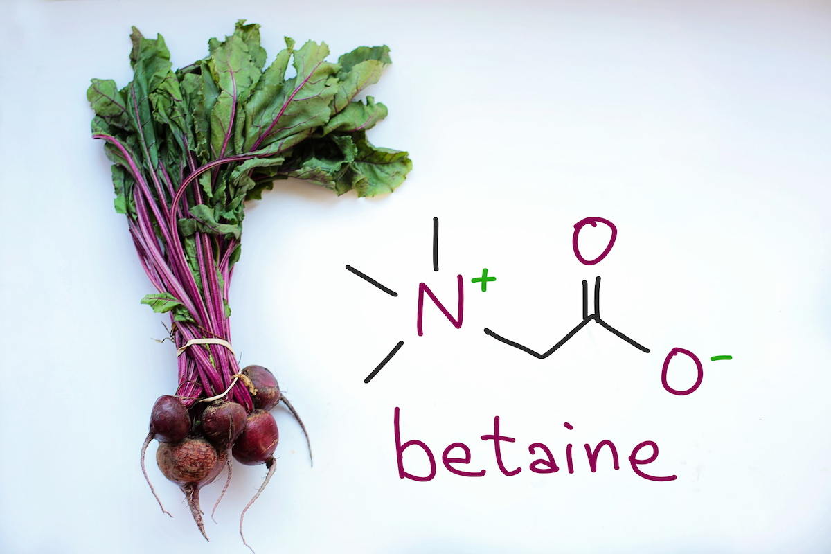 beets, betaine, schizophrenia