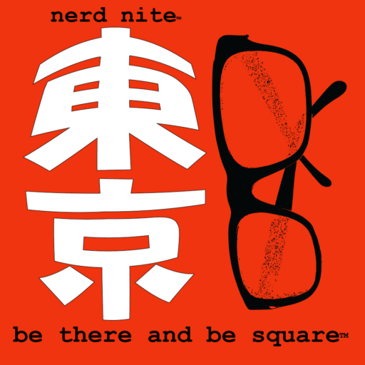 nerd Nite tokyo logo