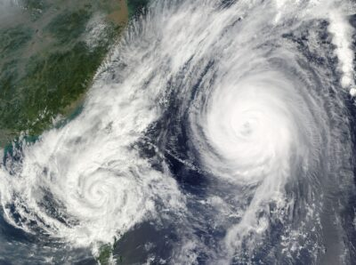 Geostationary satellite enables better precipitation and flood predictions