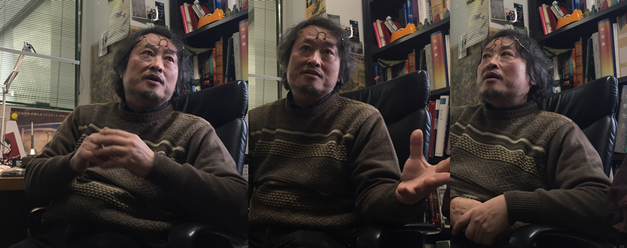 Interview with evolutionary morphologist Shigeru Kuratani