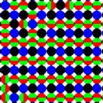 Random movements help color-detecting cells form the proper pattern