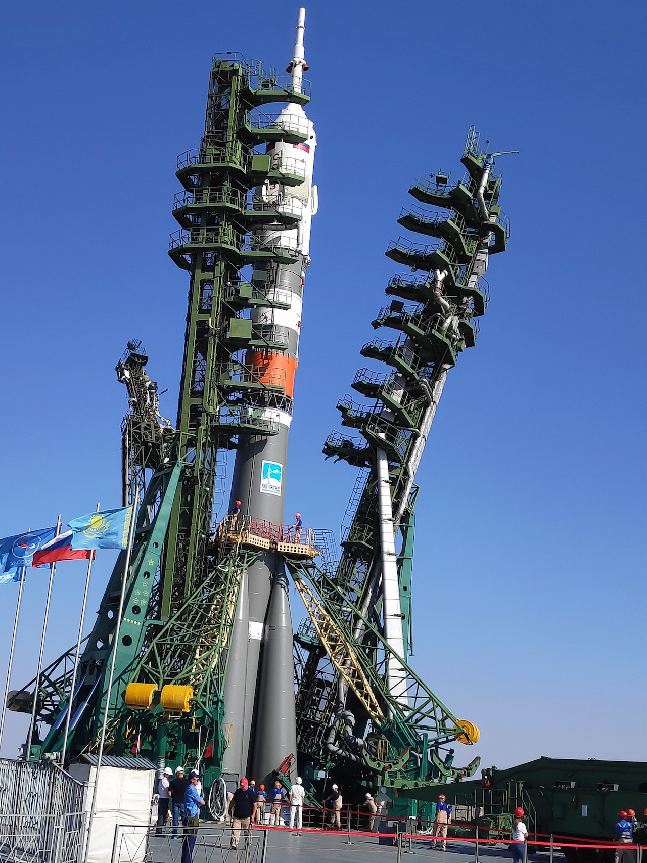 Mini-EUSO launched to the International Space Station 🚀